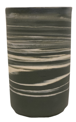 Marbled Green Vase 5