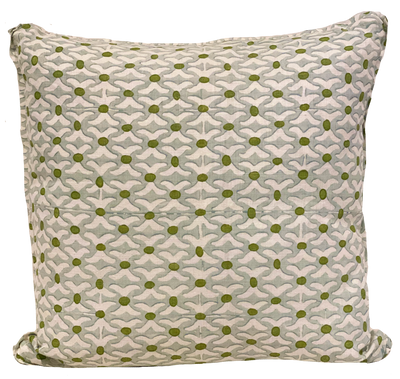 Tusk Light Mineral Pillow Cover