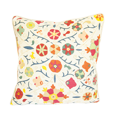 Safi Suzani Regal Pillow