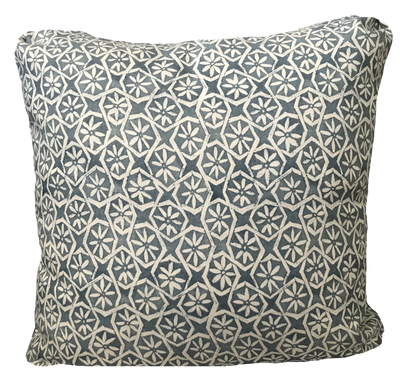 Andaluz Blue Pillow