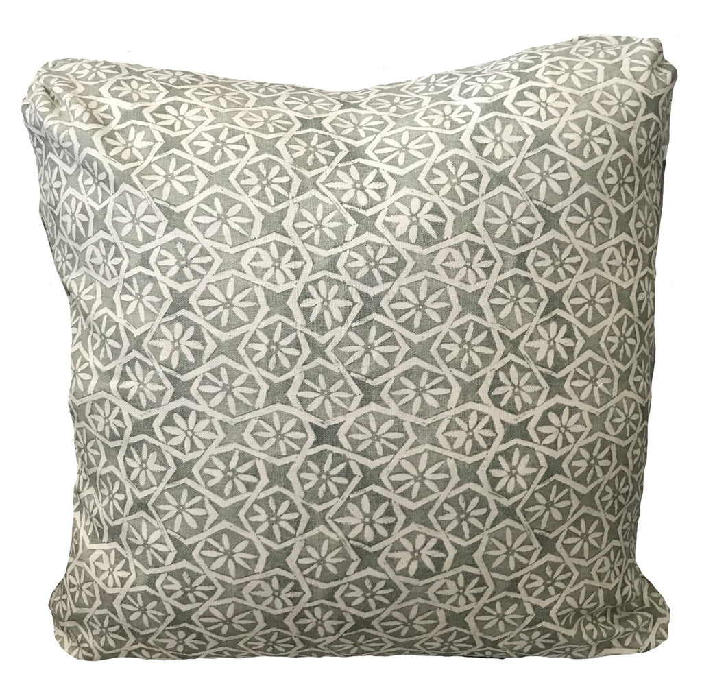 Andaluz Green Pillow
