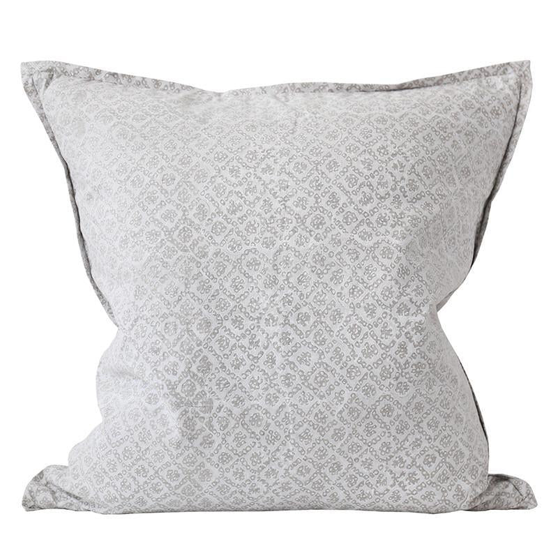 Bandhini Inverse Chalk Pillow