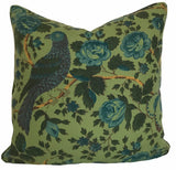 Caledonia Green Pillow