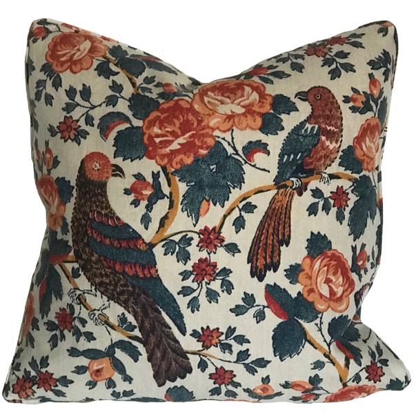 Caledonia Printed Pillow