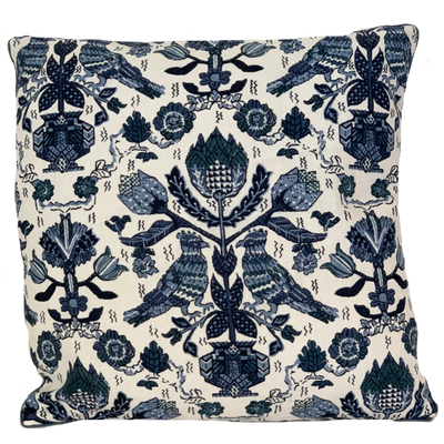 Damour Blues Pillow