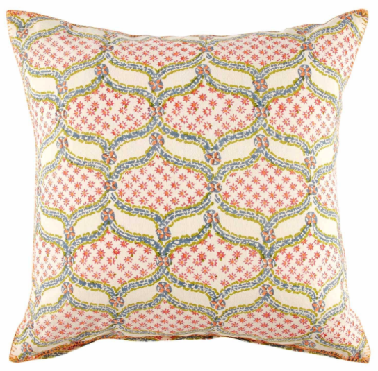 Dita Multi Color Pillow