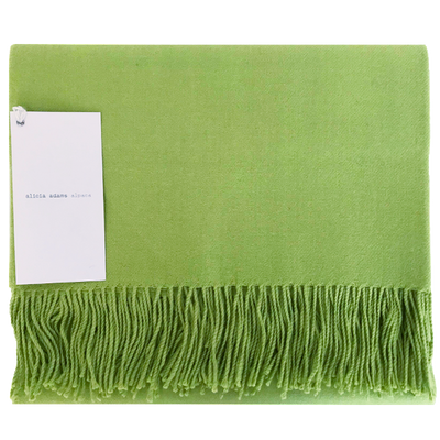 Gimlet Alpaca Throw