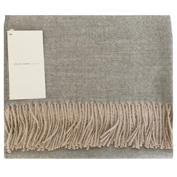 Craft Alpaca Throw