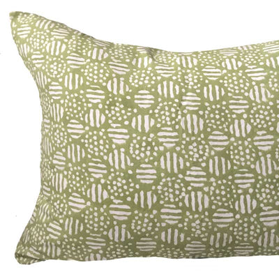 Kimikosa Moss Pillow