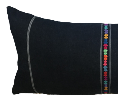 Found Tulum Indigo Pillow