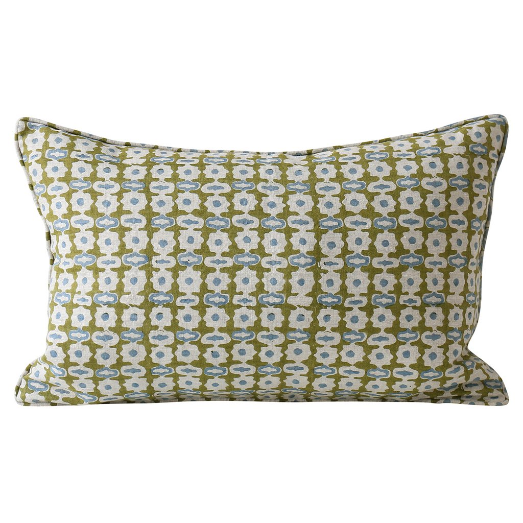 Pahari Moss Pillow