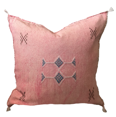 Found Mojave Pink Pillow