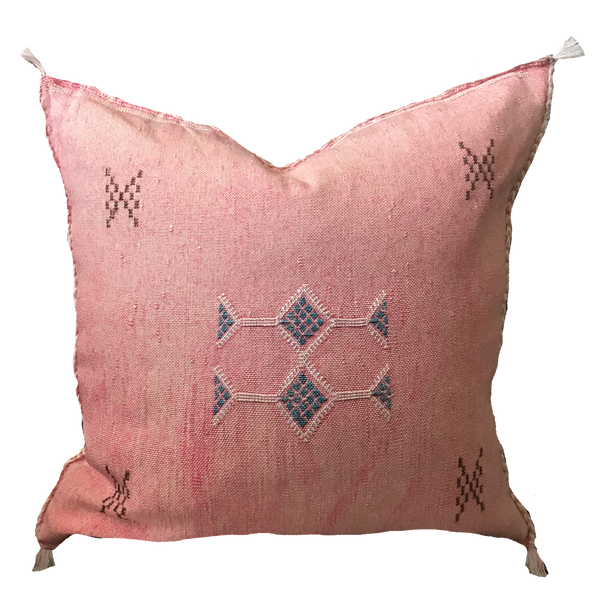 Found Pink Mojave Pillow