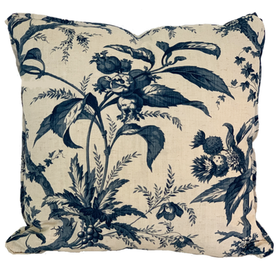 Pomona Indigo Pillow
