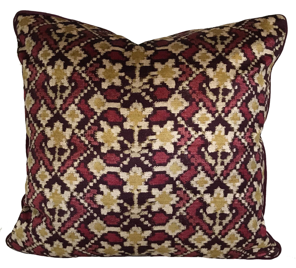Almaty Berry Pillow