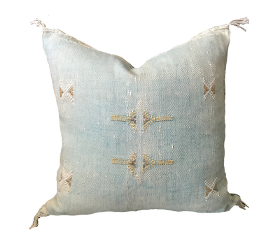 Found Mojave Turquoise Pillow