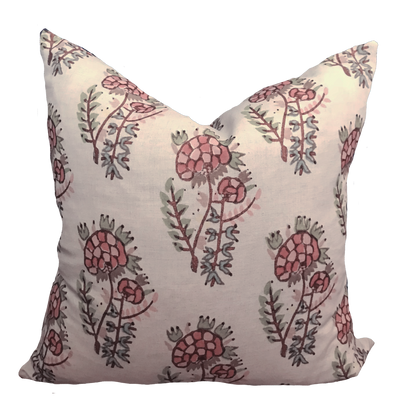 Kezban Pink Pillow