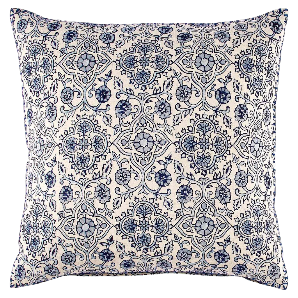 Visama Blue Pillow