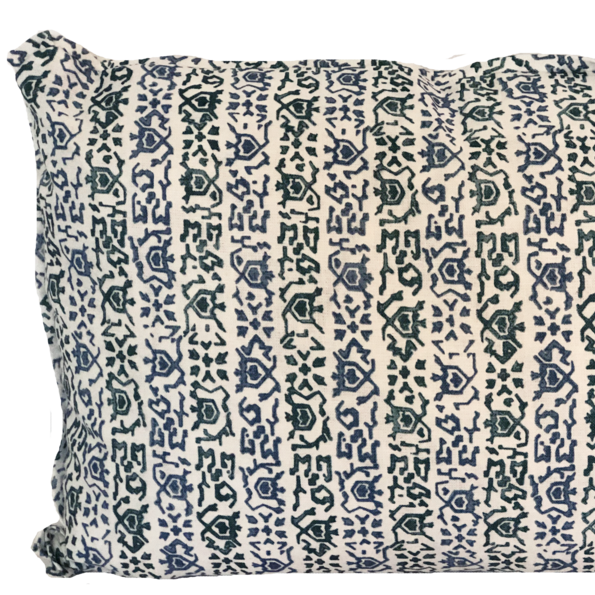 Zoraya Peacock Pillow