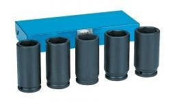 +1/2## Drive 5pc Spindle Nut Set - Pro Tool Shopper