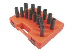 $1/2DR 12PT DP IMP MET 15pc SET - Pro Tool Shopper