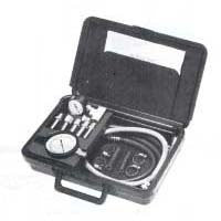 S and G Tool Aid SG33980 Fuel injection Pressure Tester With 2 Gauges & Case - Pro Tool Shopper
