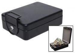 Homak HS10120806 First Watch Portable Cash Lock Box - Pro Tool Shopper