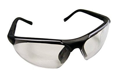 SAS Safety 541-3000 Sidewinder Readers Eyewear, Black Frame, 3.0 X Reader Lens - Pro Tool Shopper
