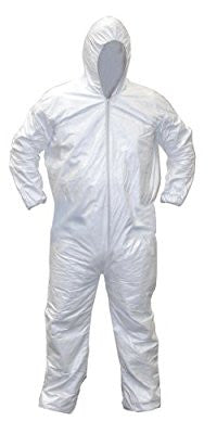SAS Safety 6893 Gen-Nex All-Purpose Hooded Painter's Coverall, Large - Pro Tool Shopper