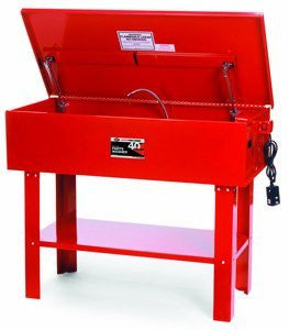 American Forge & Foundry 31400 40 GALLON PARTS WASHER - Pro Tool Shopper
