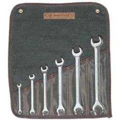 WRIGHT TOOL COMPANY Wr Set Oe 6 Pc. Full Polish Ch - WR736 - Pro Tool Shopper