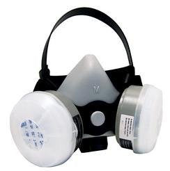 Low Maintenance Multi-Use Halfmask Respirator (Organic Vapor/N95 Particulate)Retail Package - Pro Tool Shopper