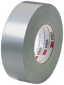 3M Company 3M-6969 Extra Heavy Duty Duct Tape - 2 in. - Pro Tool Shopper
