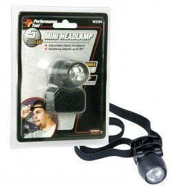 $MINI HEADLAMP 5 LED - Pro Tool Shopper