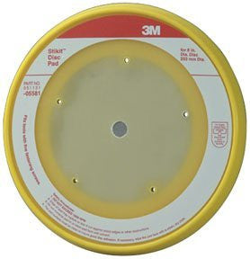 3M 5581 8 in. Psa Pad 5 Hole Pad Stikit Disc, 8 in. - Pro Tool Shopper