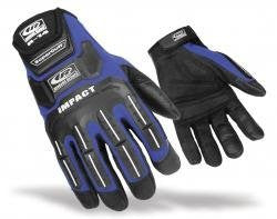 Ringers Gloves 141-12 Impact Glove, Blue, XX-Large - Pro Tool Shopper