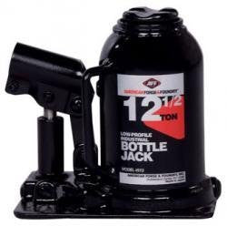 AMERICAN FORGE & FOUNDRY Jack Bottle 12-1/2 Ton Low-Profile Indus - AFF4513 - Pro Tool Shopper