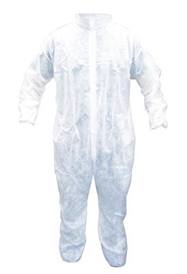 SAS Safety 6844 Polypropylene Disposable Coverall, X-Large - Pro Tool Shopper