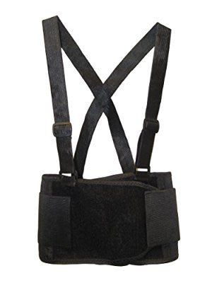 SAS Safety 7165 54-58 Inch Deluxe Back Support Belt, XX-Large - Pro Tool Shopper