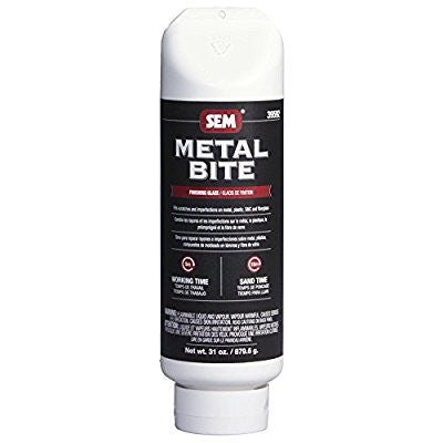 SEM 39592 Metal Bite Finishing Glaze - 31 oz. - Pro Tool Shopper