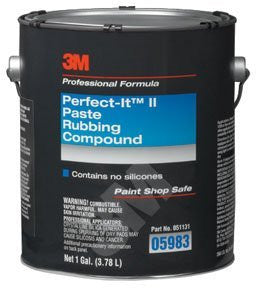3M-5983 PERFECT11 RUB COMPOUND - Pro Tool Shopper
