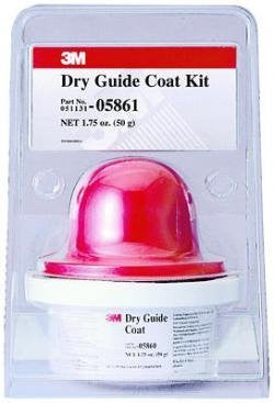 3M-5861 DRY COAT APPLICATOR KIT - Pro Tool Shopper