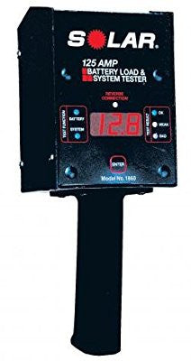 125A Digital Fixed Load Battery Tester - Pro Tool Shopper