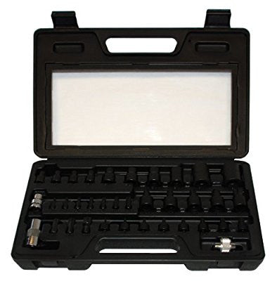 34 Pc. Master Torx Set including Tamper Proof Torx - 933, by CalVan Tools - Pro Tool Shopper