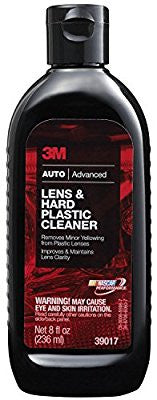 3M 39017 Plastic Cleaner - 8 oz. - Pro Tool Shopper