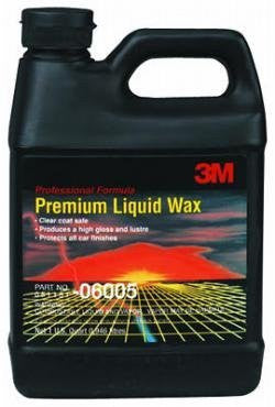3M 3M6005 Premium Liquid Wax - Pro Tool Shopper