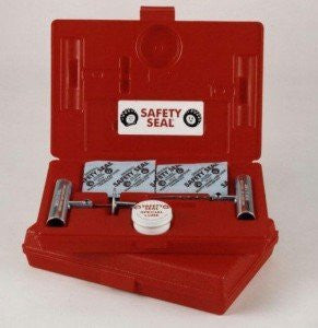 Safety Seal Auto & Light Truck Deluxe Tire Repair Kit, 60 Repairs - Pro Tool Shopper