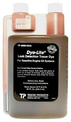 32Oz Bottle Gasoline Engine Oil Dye - Pro Tool Shopper