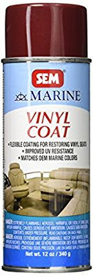 SEM M25243 Sterling Burgundy Marine Vinyl Coat - 12 oz. - Pro Tool Shopper