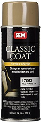 SEM 17063 Medium Prairie Tan Classic Coat - 12 oz. - Pro Tool Shopper